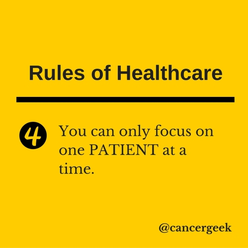 Rules of Healthcare 4